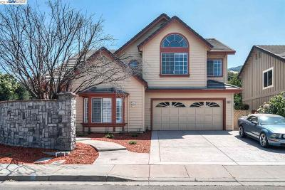 Fremont Single Family Home New: 38112 Canyon Oaks Ct