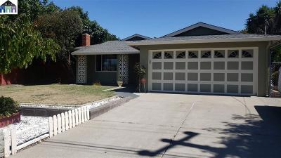 San Pablo Single Family Home Price Change: 2706 Shamrock Dr