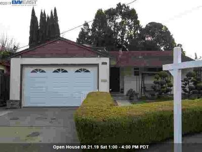 Hayward Single Family Home New: 28068 Dickens Ave