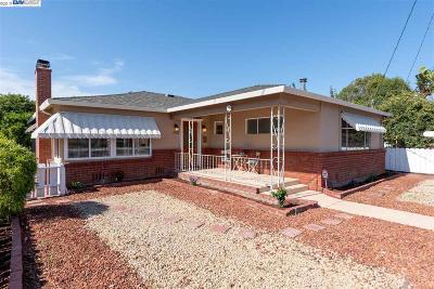 Hayward Single Family Home New: 462 Smalley Avenue