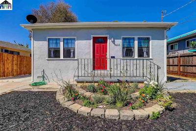 Oakland Single Family Home New: 9623 Olive Street