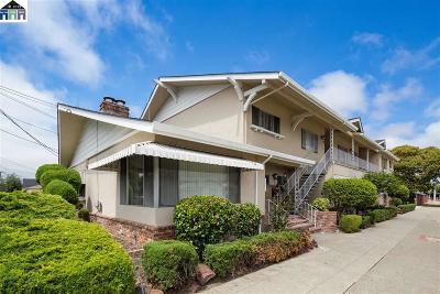 San Leandro Multi Family Home For Sale: 1991 Bancroft Avenue