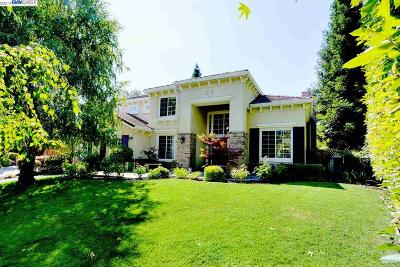 Pleasanton Single Family Home For Sale: 2904 Takens Ct