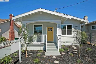 Oakland Single Family Home New: 2129 109 Th Ave