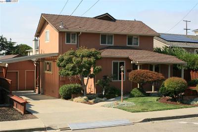 Castro Valley Single Family Home New: 3979 Westbury Rd