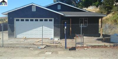Hayward CA Single Family Home New: $799,950
