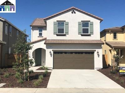 Oakley CA Single Family Home New: $522,990