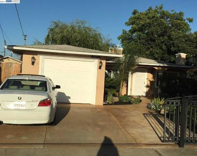 Hayward CA Single Family Home New: $649,950