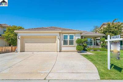 Tracy Single Family Home For Sale: 1555 Grace Court