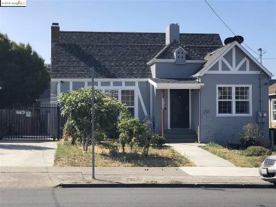 Oakland Multi Family Home New: 2732 106th Ave