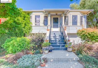 Oakland Single Family Home New: 5237 Miles Ave