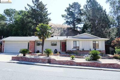 Pinole Single Family Home For Sale: 2820 Doidge Ave