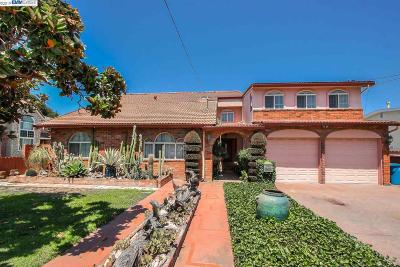 East Palo Alto Single Family Home For Sale: 865 Runnymede St