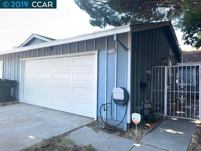 Antioch Condo/Townhouse Pending Show For Backups: 1718 Springwood Way