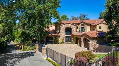 Danville Single Family Home For Sale: 640 El Pintado Rd