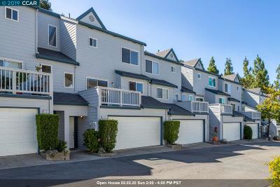 Walnut Creek Condo/Townhouse For Sale: 1779 Tice Valley Blvd. #21