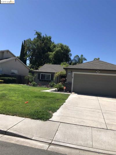 Oakley Single Family Home Pending Show For Backups: 4732 La Vista Dr
