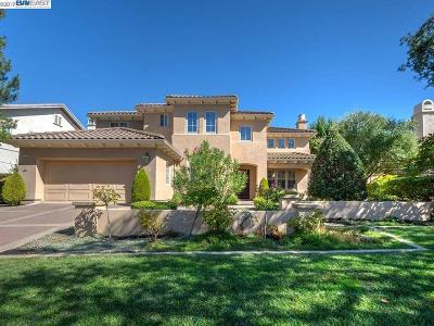 Pleasanton Single Family Home For Sale: 2161 Pomezia Ct