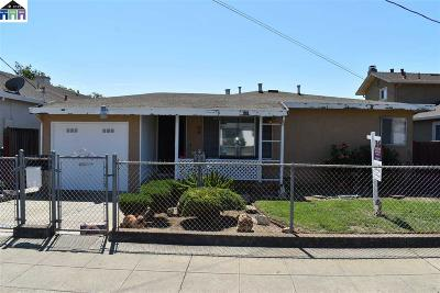 Union City Single Family Home Pending Show For Backups: 33353 3rd