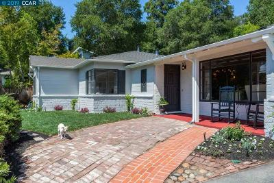 Orinda Single Family Home For Sale: 33 Van Ripper Ln