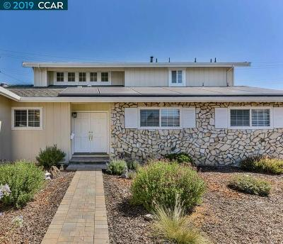 Concord Single Family Home Back On Market: 758 Sequoia Woods Pl