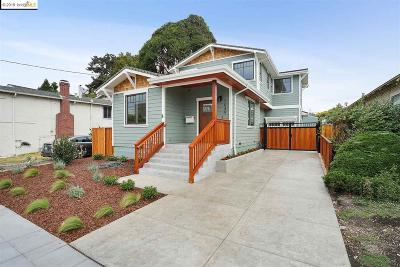 Albany Single Family Home For Sale: 1049 Kains Ave