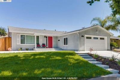 Milpitas Single Family Home For Sale: 418 S Temple