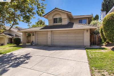 San Ramon Single Family Home For Sale: 5400 Canyon Crest Dr