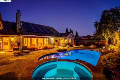 Danville CA Single Family Home For Sale: $1,987,000