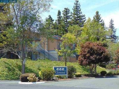 Hercules Condo/Townhouse For Sale: 187 Glenwood