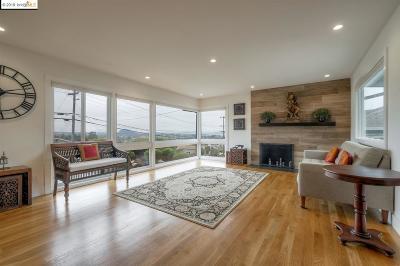 El Cerrito Single Family Home For Sale: 6826 Hagen Blvd