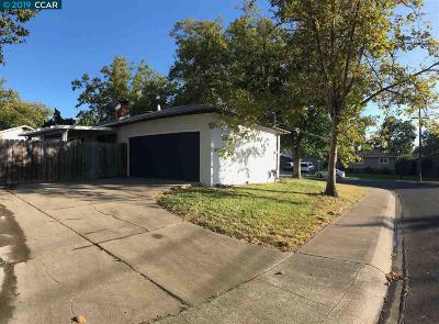 Concord Single Family Home For Sale: 1772 Lynwood Dr