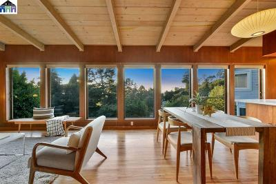 Berkeley Single Family Home For Sale: 1427 Grizzly Peak Blvd