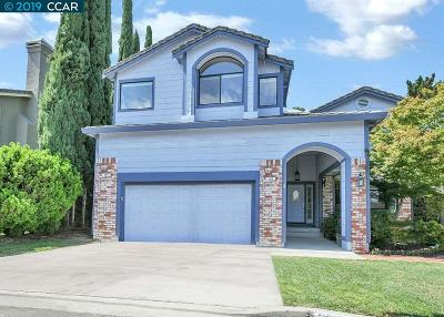 Martinez Single Family Home For Sale: 206 Loreto Court