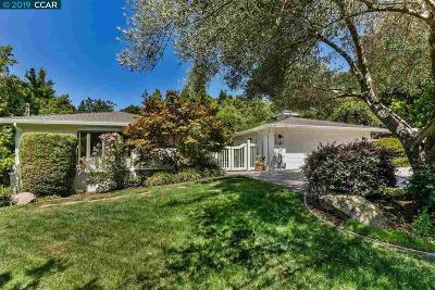Lafayette Single Family Home For Sale: 1135 Camino Vallecito