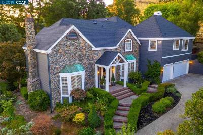 Walnut Creek Single Family Home For Sale: 4450 Walnut Blvd