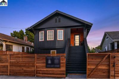 Oakland Single Family Home For Sale: 935 Arlington Ave