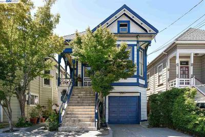 Alameda CA Single Family Home For Sale: $1,275,000