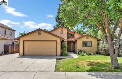 Tracy Single Family Home Back On Market: 2070 Foothill Ranch Drive