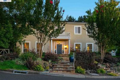 Orinda Single Family Home For Sale: 14 Monterey Ter