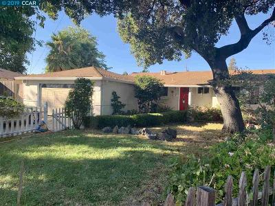 Concord Single Family Home Price Change: 1150 Tilson Dr
