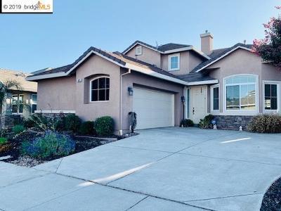 Oakley Single Family Home Price Change: 603 Glacier Way