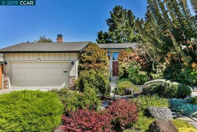 Walnut Creek Single Family Home For Sale: 450 Walnut Ave