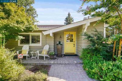 Danville CA Single Family Home For Sale: $1,575,000