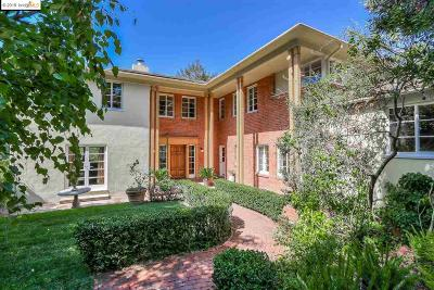 Berkeley Single Family Home Price Change: 740 San Luis Rd