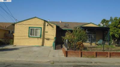 Fremont Single Family Home New: 4543 Alhambra Drive