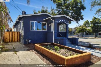 Berkeley Single Family Home New: 1500 Tyler St
