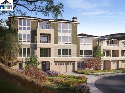 Contra Costa County Condo/Townhouse New: 5 Waterline Place