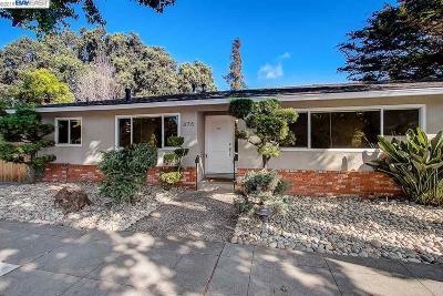 San Leandro Single Family Home For Sale: 878 Begier Ave