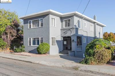 Oakland Multi Family Home New: 722 Rand Ave